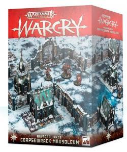 Warcry - Corpsewrack Mausoleum