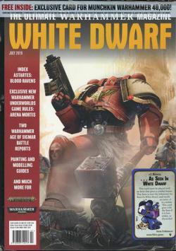 White Dwarf Monthly Nr 36 Augusti