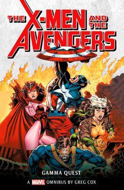 X-Men & Avengers: The Gamma Quest Omnibus (Marvel Classic Novels)