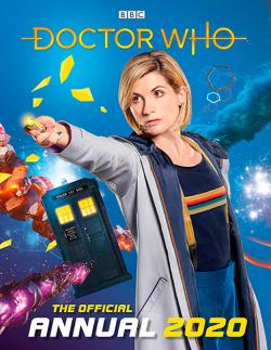 Doctor Who Official Annual 2020