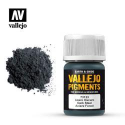 Vallejo Pigment Dark Steel