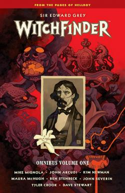 Witchfinder Omnibus Vol 1