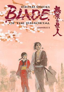 Blade of the Immortal Omnibus Vol 10
