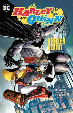 Harley Quinn Vol 3: The Trials of Harley Quinn