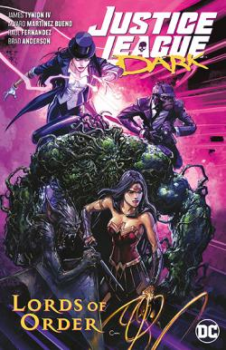 Justice League Dark Vol 2: Lords of Order