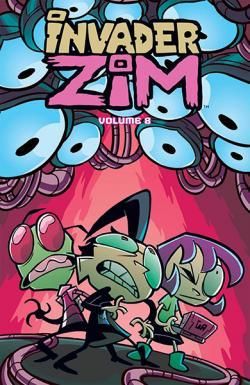Invader Zim Vol 8