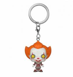 Pennywise with Open Arms Pop! Vinyl Figure Keychain