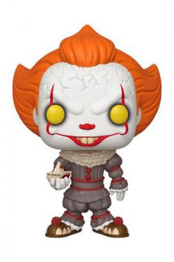 Pennywise With Boat Super Sized Pop! Vinyl Figure
