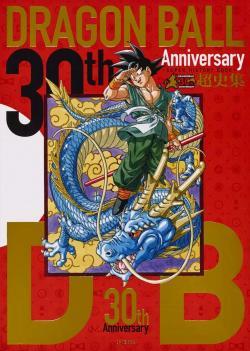 30th Anniversary Super History Book (Japanska)