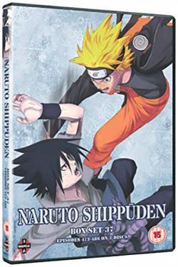 Naruto Shippuden Volume 37