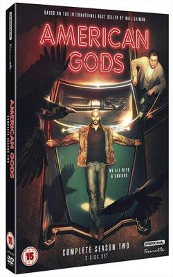 American Gods, säsong 2