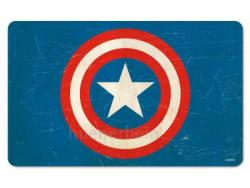 Breakfast Board Captain America Shield