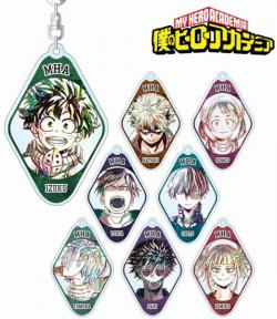 Trading Ani-Art Acrylic Key Chain Vol. 2