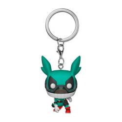 Deku with Helmet Pop! Vinyl Figure Keychain