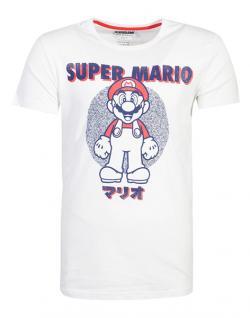 Super Mario Anatomy