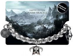 Elder Scrolls V Skyrim Charm Bracelet Limited Edition