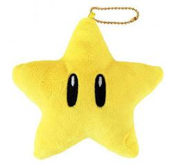 Super Mario Die-cut Coin Case Star