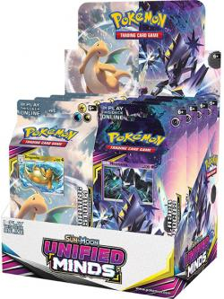 Sun & Moon Unified Minds Theme Deck