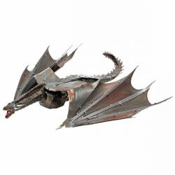 MetalEarth Drogon 3D Metal Model Kit