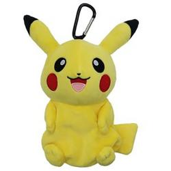 Pikachu Plush Pouch with Carabiner
