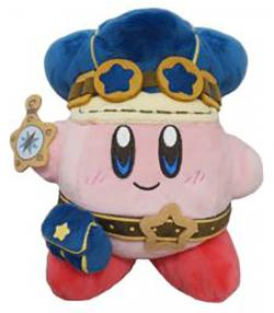 Kirby's Dream Land Mugen no Haguruma Kirby Plush