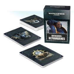 Datacards Ultramarines