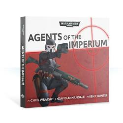 Agents of the Imperium (Audiobook)