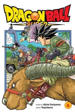Dragonball Super Vol 6