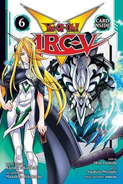 Yu-Gi-Oh Arc V Vol 6