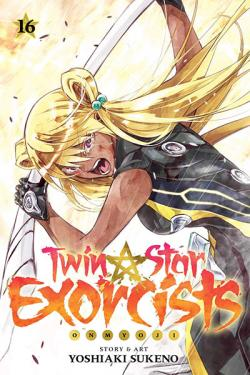 Twin Star Exorcists Onmyoji Vol 16