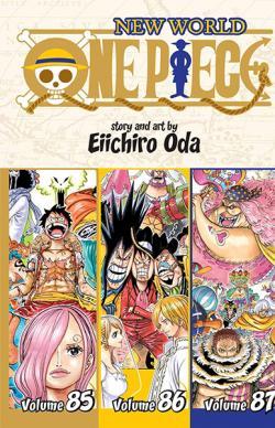 One Piece: New World 85-86-87