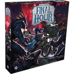 Arkham Horror: Final Hour Board Game
