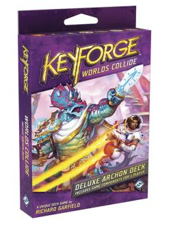 KeyForge: Worlds Collide Deluxe Deck