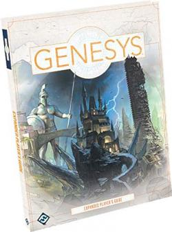 Genesys RPG Player's Guide