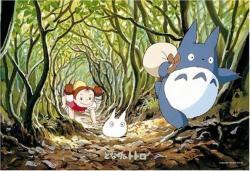Totoro pussel 206, 300 bitar