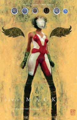 Kabuki Omnibus Vol 1