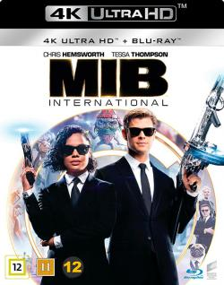 Men in Black: International (4K Ultra HD+Blu-ray)