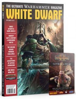 White Dwarf Monthly Nr 37 September