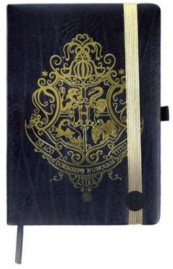 Harry Potter Premium Notebook A5 Hogwarts