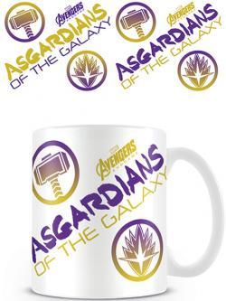 Avengers: Endgame Mug Asgardians of the Galaxy