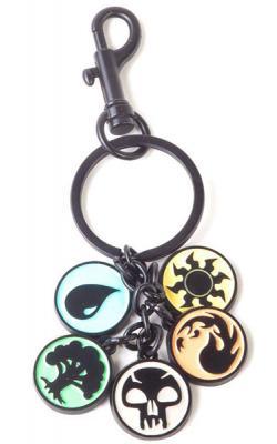 Metal Keychain Charms