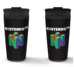 Travel Mug N64 Logo