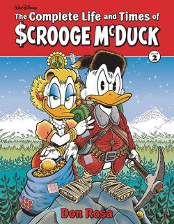 The Complete Life and Times of Scrooge McDuck Vol 2