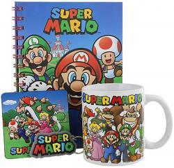 Super Mario Premium Gift Box