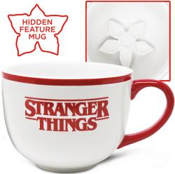 Hidden Feature 3D Shaped Mug Demogorgon