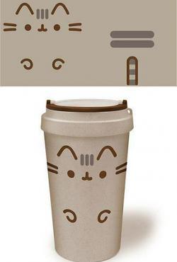 Pusheen the Cup Eco Travel Mug