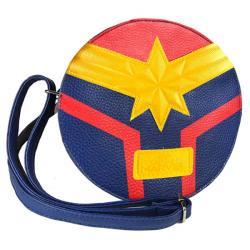 Captain Marvel Shoulder Bag Suit