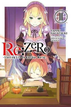 Re: Zero Light Novel 11