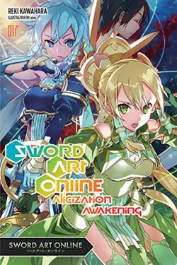 Sword Art Online Novel 17