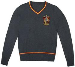 Harry Potter Knitted Sweater Gryffindor